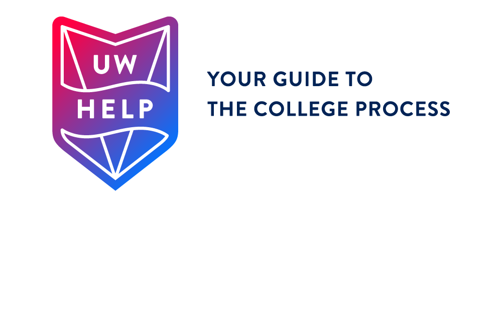 UW HELP: Your Guide to the College Process