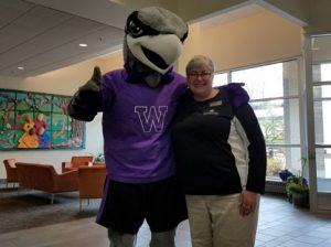 Betsy and Willie the Warhawk